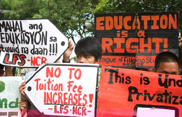 400 universities and colleges propose tuition hikes