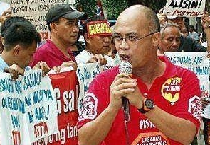 Progressive drivers demand justice for 4 murdered transport leaders under Aquino gov't