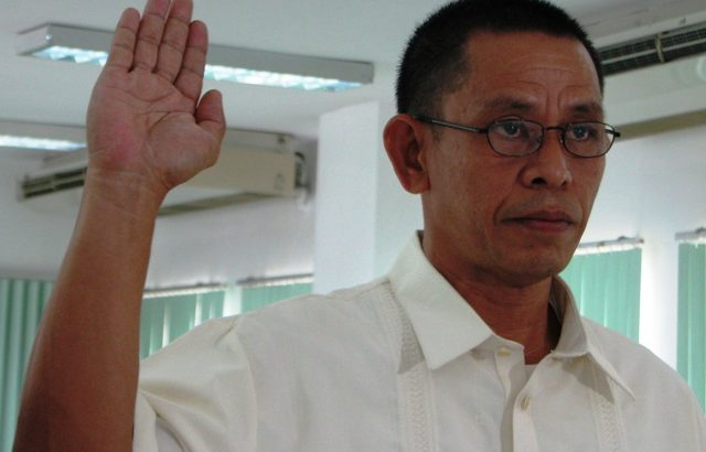 Palparan's co-accused files another motion to junk charges