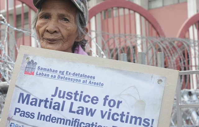 HR claims board virtually 'disenfranchises' Martial Law victims