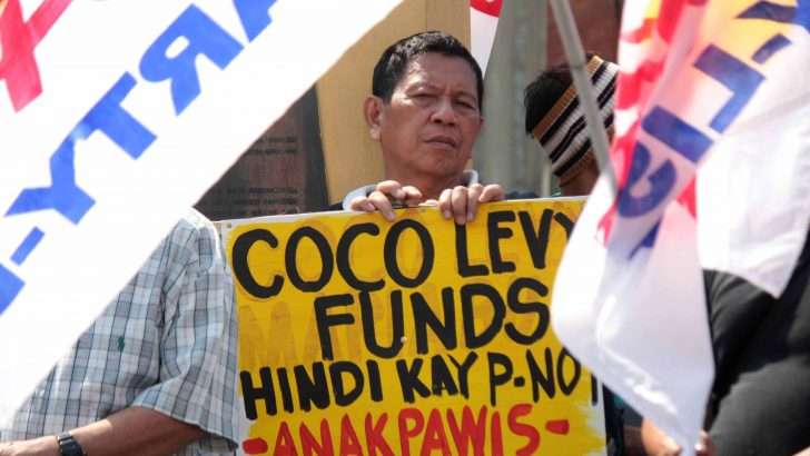 Farmers laud SC order halting privatization of coco levy assets
