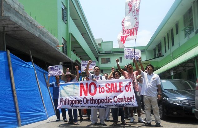 SC asked to stop privatization of Orthopedic Hospital