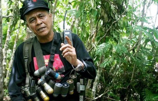 NPA's Parago declares 5 Army men as Prisoners of war