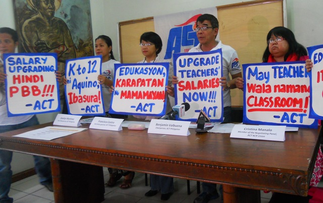 Stop implementation of 'divisive' incentive system – public school teachers