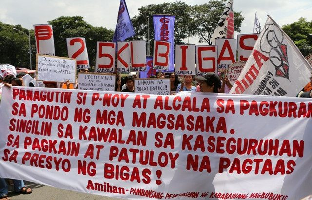 Farmers want Agriculture Secretary Alcala out
