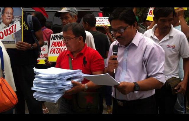Allotting millions for worms? | Plunder case filed vs Aquino, Cabinet officials