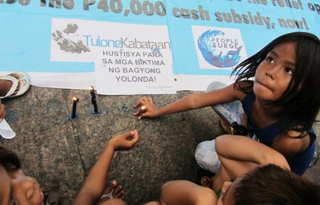 6 months after Typhoon Haiyan, victims still nowhere near recovery