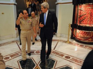 Kerry Goes to Egypt to Support Murderous Dictator Sisi: 5 U.S.-Funded Nations That Torture, Execute and Jail With Impunity