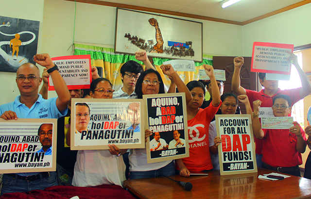 Sectors see all lies and doom in Aquino's SONA