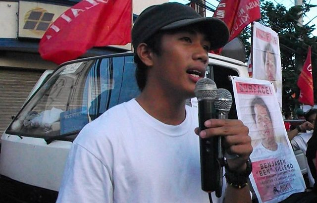 Southern Tagalog groups demand justice for missing, slain colleagues