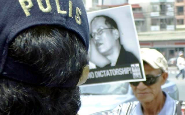 Martial law activists warn Aquino vs 'doing a Marcos'