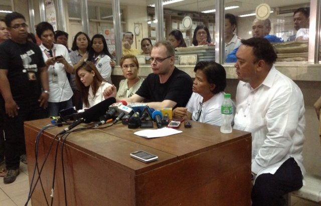 Quest for justice for Jennifer entails standing up to a superpower – Laude fiancee