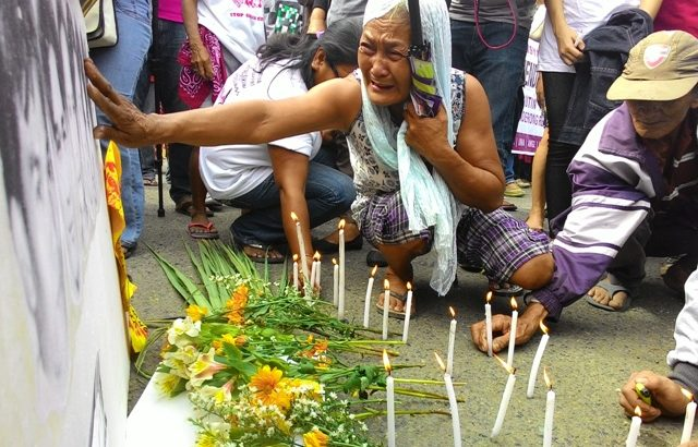 From Mendiola to Luisita | Farm workers, supporters commemorate Hacienda Luisita massacre
