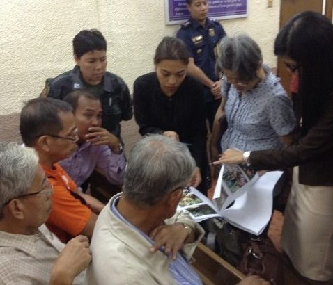 Police officer rejected as 'expert witness' in Leyte mass grave case