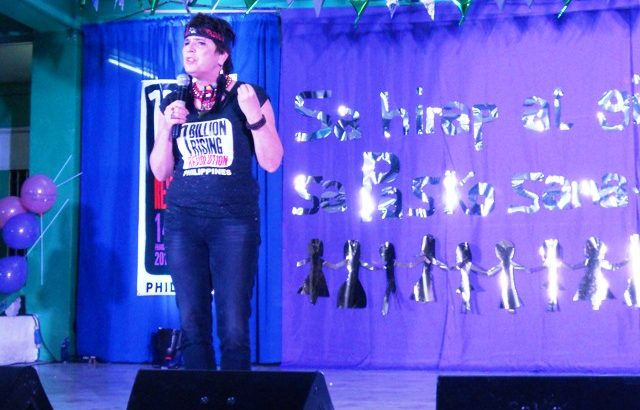 'One Billion Rising for Revolution' launched