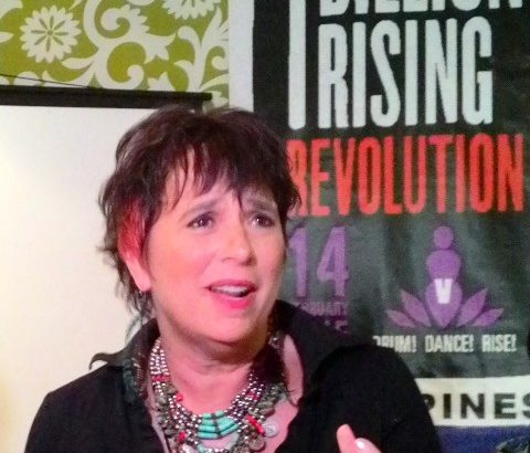 Eve Ensler | From victim to global warrior vs VAW
