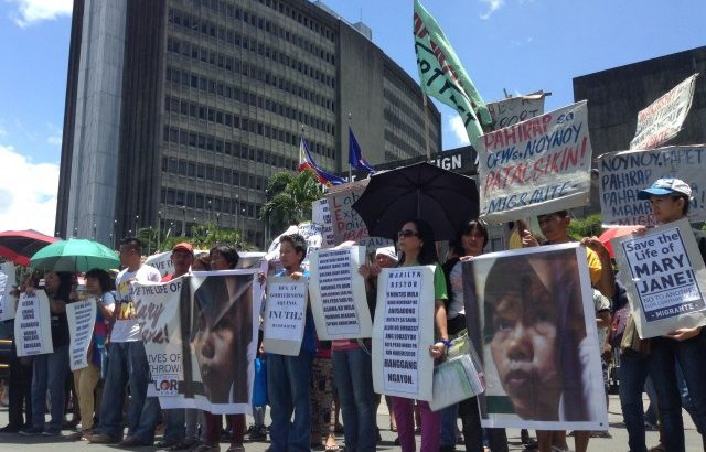 Mary Jane Veloso's lawyers to file petition for second judicial review
