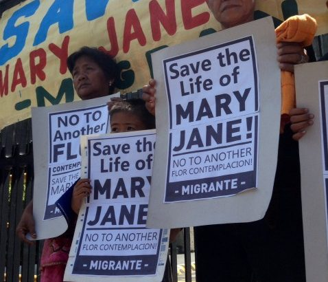 Saving Mary Jane Veloso, making up for 5 years of govt neglect
