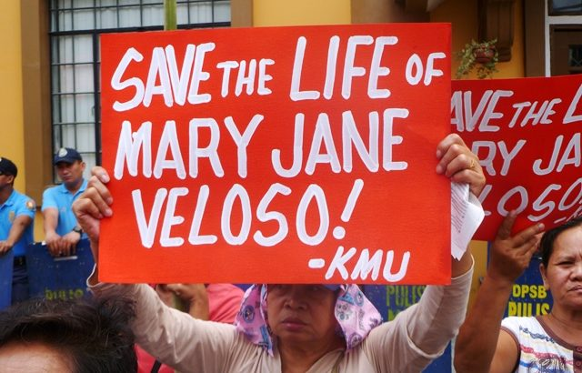 Mary Jane's kin receives execution order, no fix date yet