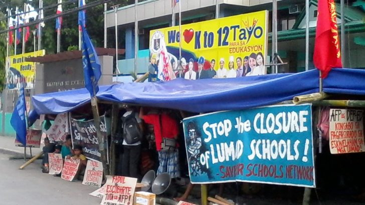 'Dinky Soliman: listen to Lumad children' – Save our Schools Network