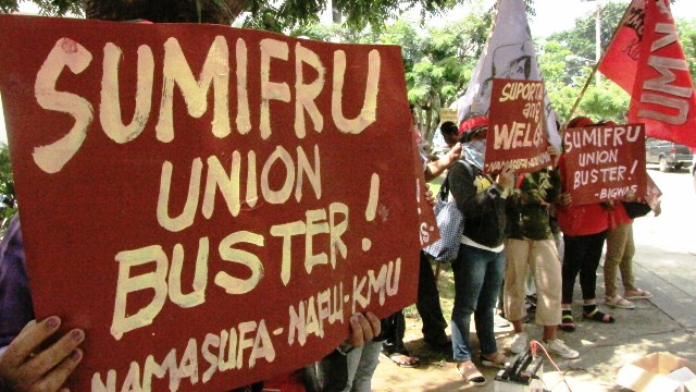 Banana workers from Japanese firm's 11 plants to go on strike