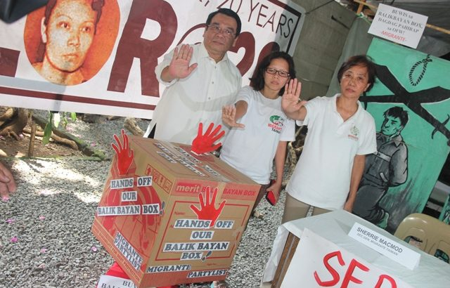 'Zero Remittance Day' | OFWs to protest Customs taxes, abuse on Aug. 28