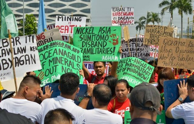 Kalibutan: A global front against OceanaGold is growing