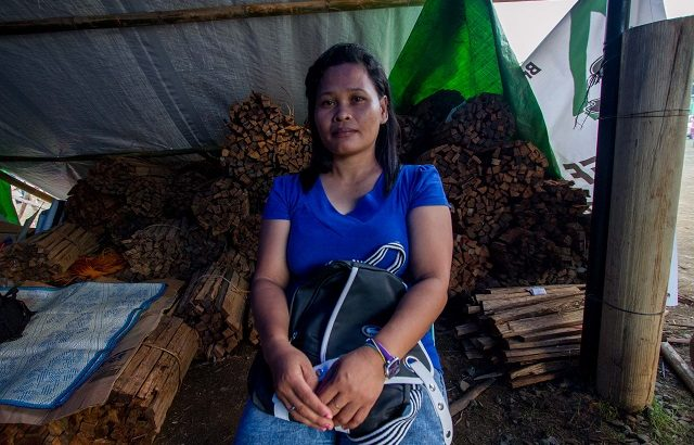Voice of a Lumad widow: Our land, our blood
