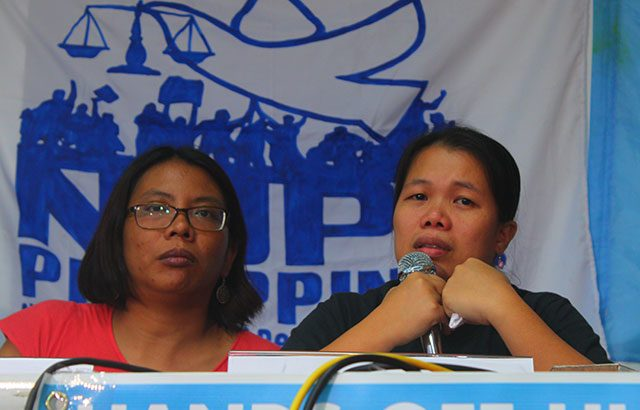 Andrea Rosal vows to fight back