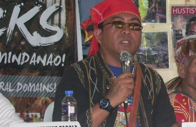 Lumad leader says CHR failed to probe paramilitary, Army abuses