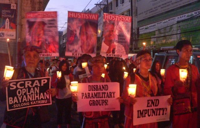 40 days | Still no arrest made on Lianga massacre, as killings continue
