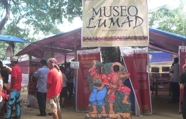 Lumád camp to be kicked out of Liwasang Bonifacio on Nov. 13