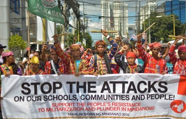 Harassments against Lumad persist: Higaonon leader forced to surrender as NPA