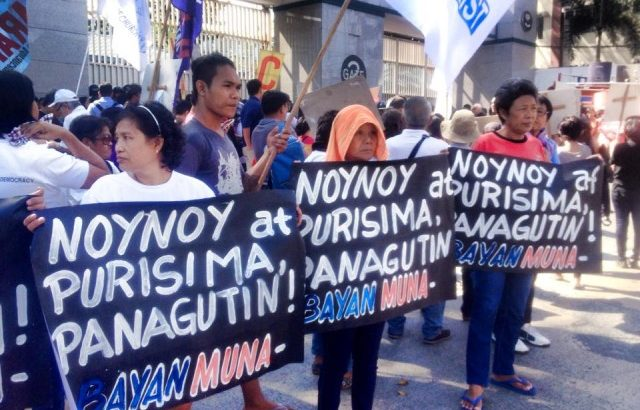 A year after Mamasapano tragedy, groups want Aquino, US gov't held accountable