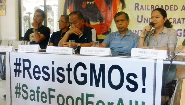 Draft order on GMO 'worse than the old,' groups say