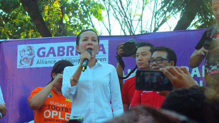 Grace Poe| Does her 'gobyernong may puso' offer an alternative to 'trapo politics'?