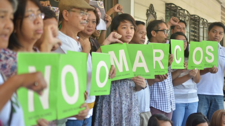 'Marcos era saw most rapid environmental degradation, biodiversity loss'