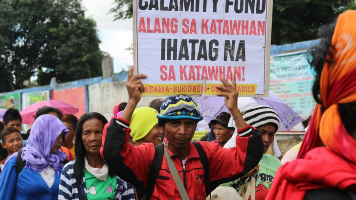 Across Mindanao, thousands of hungry farmers demand gov't aid