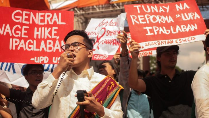 UP graduates call for justice for Kristel Tejada, 2 desaparecidos