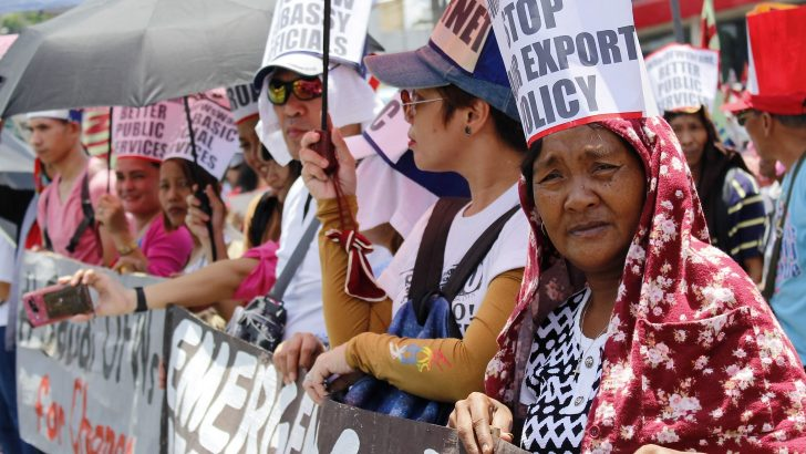 Mother of Mary Jane Veloso appeals for help for her ill daughters