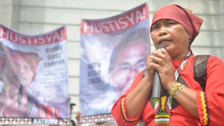 Lumad solon to DA: Ancestral lands are not idle