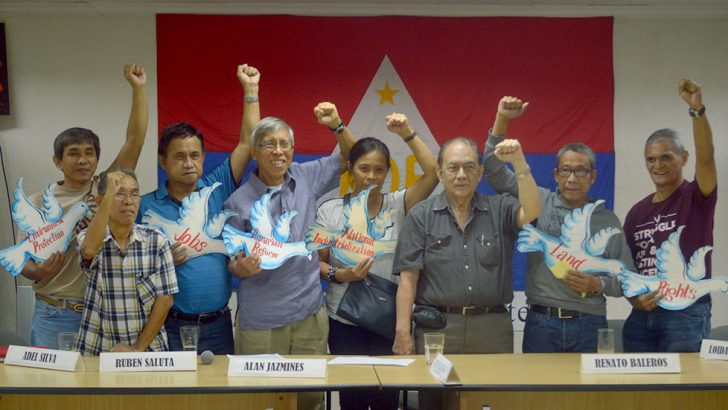 NDFP to propose solutions to roots of poverty in 2nd round of peace talks