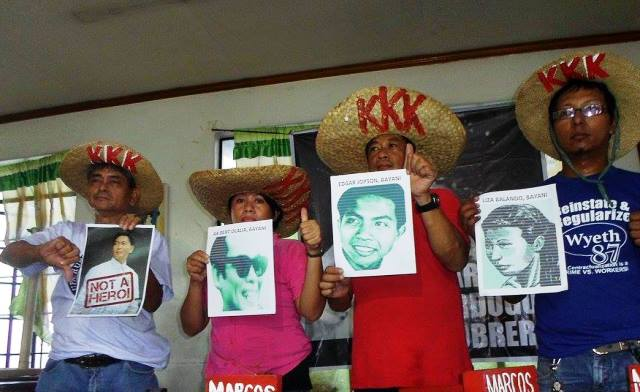Bonifacio Day protests to condemn existing Marcosian policies