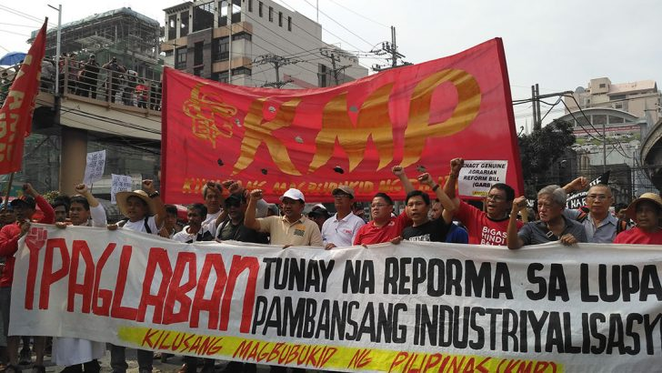 On 30th year of Mendiola massacre, farmers demand justice, land reform