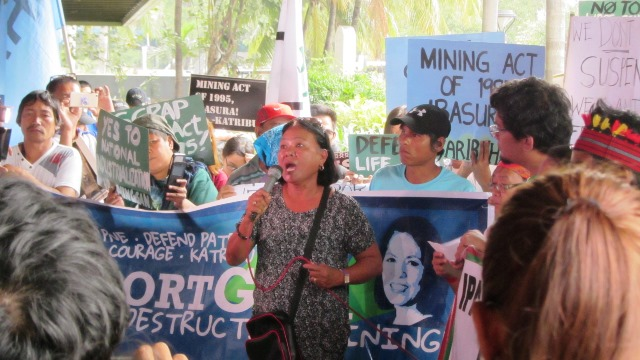 'Greedy mining interests behind efforts to bar DENR Sec Lopez's confirmation'