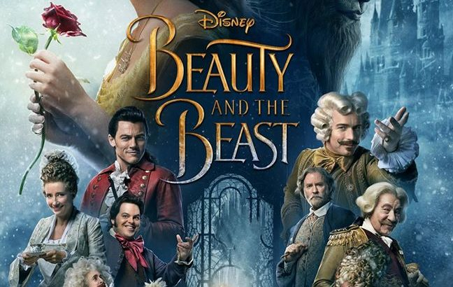 There's more than one monster in 'Beauty and the Beast'