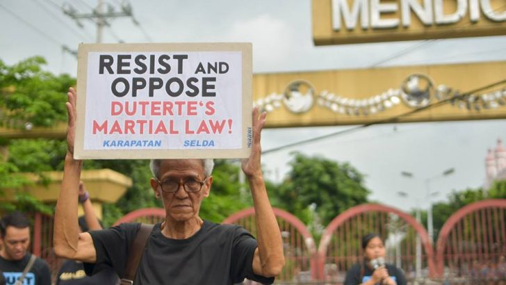 A 'dirty and brutal war' vs farmers in Mindanao