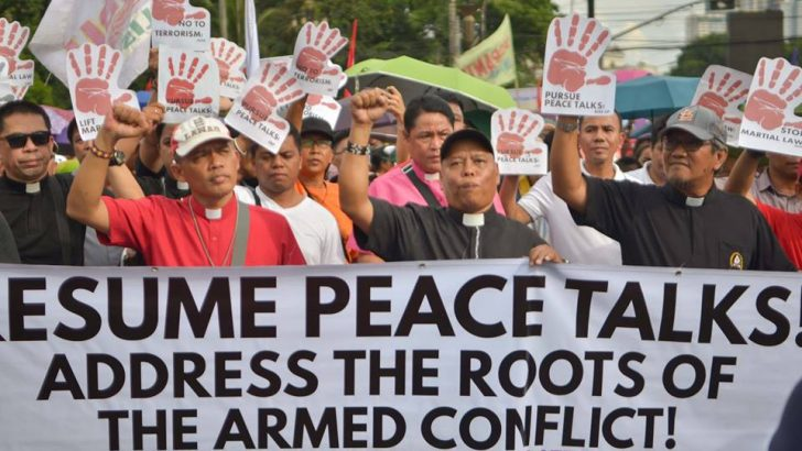 President Duterte is gaming the GRP-NDFP peace talks