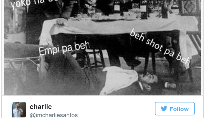 #rp612fic | Independence has never been this witty