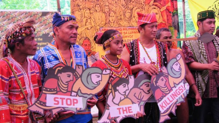 2nd Lakbayan of national minorities to protest killings, other attacks
